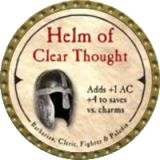 Helm of Clear Thought