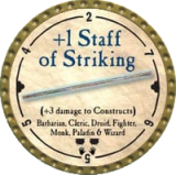 +1 Staff of Striking