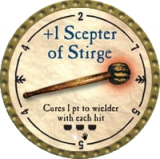 +1 Scepter of Stirge