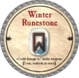 Winter Runestone