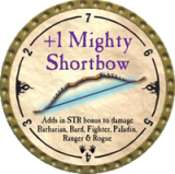 +1 Mighty Shortbow