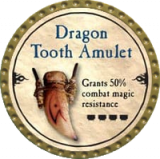 Dragon Tooth Amulet