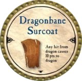 Dragonbane Surcoat