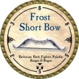 Frost Short Bow