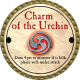 Charm of the Urchin