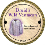 Druid's Wild Vestments
