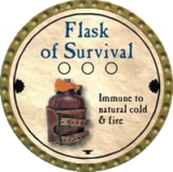 Flask of Survival