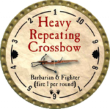 Heavy Repeating Crossbow