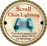 Scroll Chain Lightning