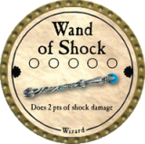 Wand of Shock