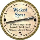 Wicked Spear