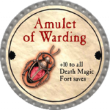 Amulet of Warding