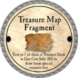 Treasure Map Fragment