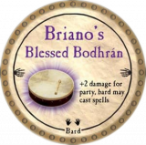 Briano's Blessed BodhrA!n