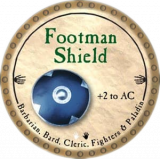 Footman Shield