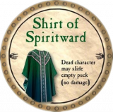 Shirt of Spiritward
