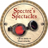Spectre's Spectacles