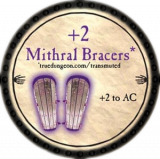 +2 Mithral Bracers