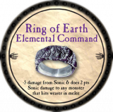Ring of Earth Elemental Command