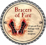 Bracers of Fire