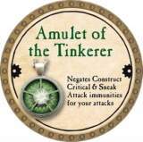 Amulet of the Tinkerer