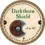 Darkthorn Shield