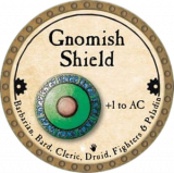 Gnomish Shield