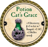 Potion Cat's Grace