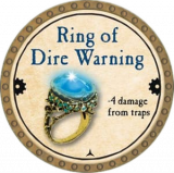 Ring of Dire Warning