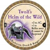 Twolf's Helm of the Wild