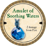 Amulet of Soothing Waters