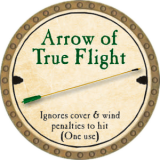 Arrow of True Flight