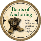 Boots of Anchoring