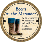 Boots of the Marauder