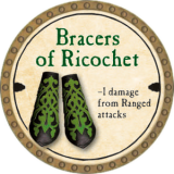 Bracers of Ricochet