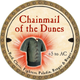 Chainmail of the Dunes