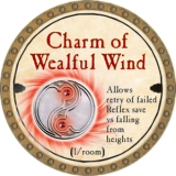 Charm of Wealful Wind