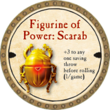Figurine of Power: Scarab