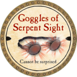 Goggles of Serpent Sight