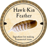 Hawk-Kin Feather