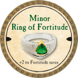 Minor Ring of Fortitude