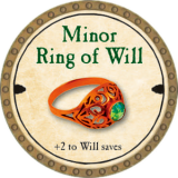 Minor Ring of Will
