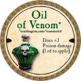 Oil of Venom