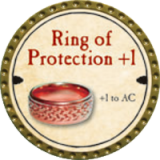 Ring of Protection +1