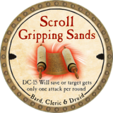 Scroll Gripping Sands