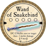 Wand of Snakebind