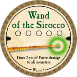 Wand of the Sirocco
