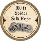 100 ft Spider Silk Rope