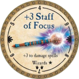 +3 Staff of Focus