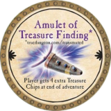Amulet of Treasure Finding
